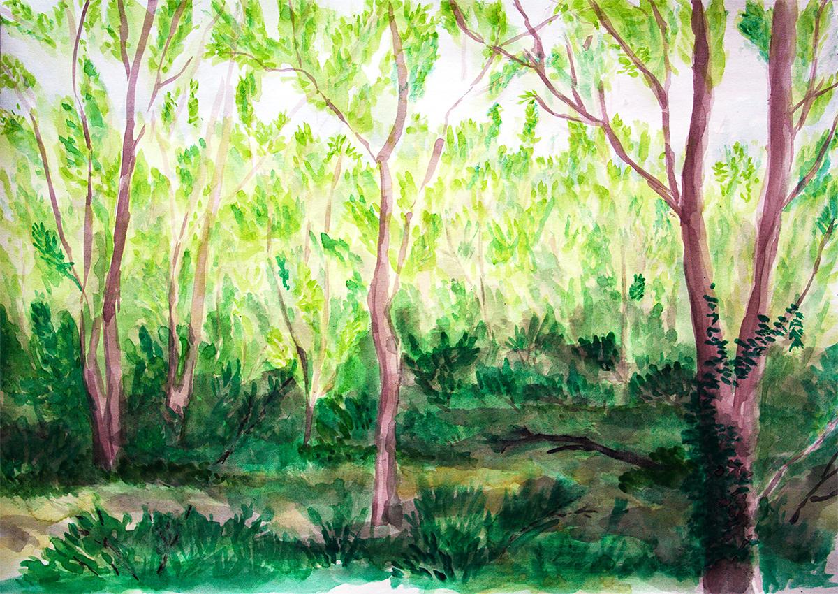 microforest